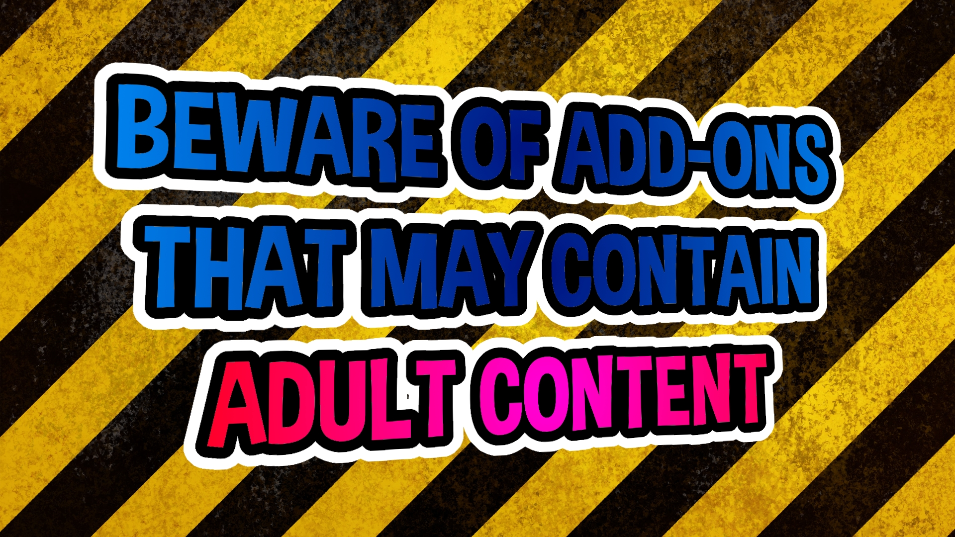 May contain adult content forum