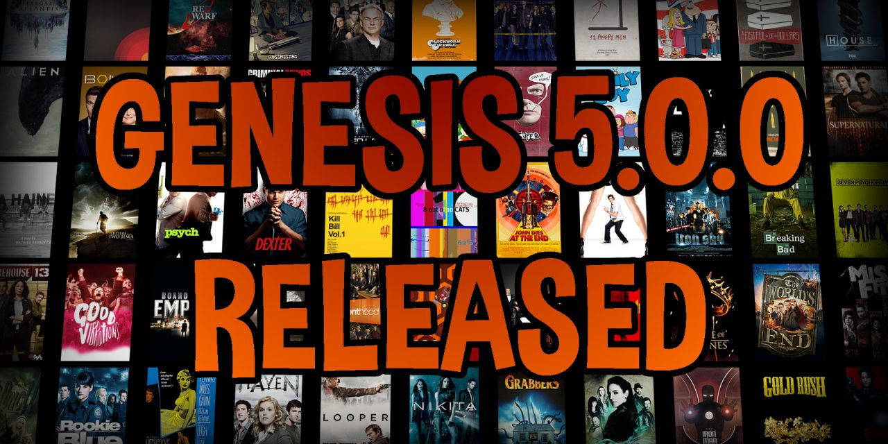 GENESIS V5 – NO MORE DOWNLOAD OPTION