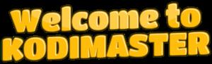 welcome to kodimaster
