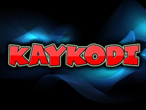 KAYKODI 1.0 – CUSTOM KODI BUILD