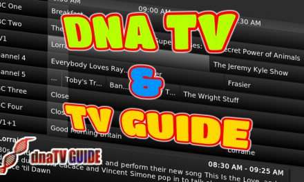 DNA TV IPTV & TV GUIDE ADDON, PPV, SPORTS, KIDS, MOVIES